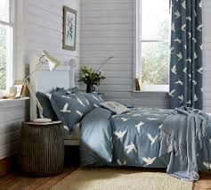 paper doves super king size duvet cover