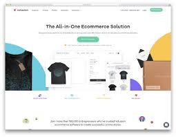 Best Designed Ecommerce Sites 22 Best Ecommerce Website Builder Software 2019 Colorlib