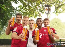 Maybe you would like to learn more about one of these? Fc Bayern Munchen Paulaner Brauerei Munchen