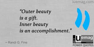 Quotes About Inner Beauty Vs Outer