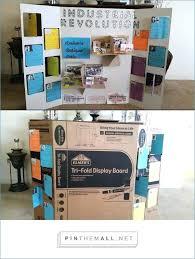 Tri Fold Science Board Fold Science Display Boards Evergreenmarket Co