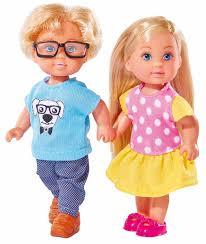 <b>Simba</b> Набор <b>кукол Еви</b> и Тимми — купить в интернет-магазине ...