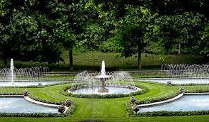 an italian garden