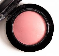 mac dainty mineralize blush