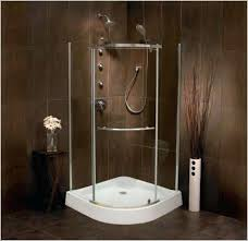 frameless sliding shower doors bronze semi shower crystalline semi oil rubbed