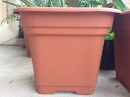... Large Plastic Plant Pots Extra Large Planters For Outside Large Plastic  Pot 140 Nice ...
