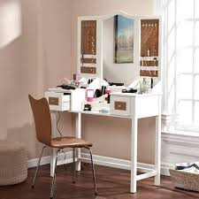 Bedroom Vanity Small Makeup Table With Mirror Makeup Vanity Table ...