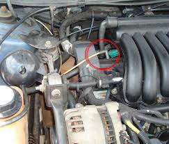 vacuum hose connection where to taurus car club of america jpg 69 2 kb 41451 views