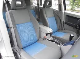 Pastel Slate Gray/Blue Interior 2007 Dodge Caliber SXT grey and ...