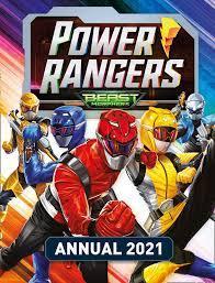 Power Rangers Beast Morphers Annual 2021 : Farshore: Amazon.de: Bücher