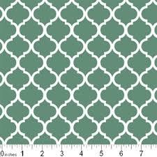 Lattice Pattern Mesmerizing Cotton Fabric Pattern Fabric Mini Quatrefoil Lattice Pattern