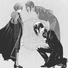 <b>Kuroshitsuji</b> / <b>Black Butler</b>