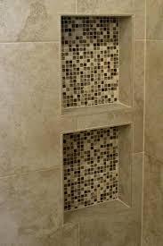 shower tile shelf storg ide redi recessed diy shelves home depot shower tile shelf