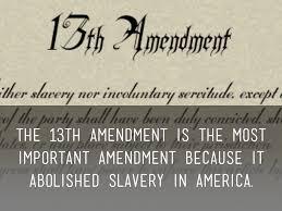 「the 13th Amendment」の画像検索結果