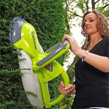garden groom midi 300w electric hedge trimmer