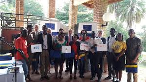 eu delegation awards outstanding essay writers european external prize giving ceremony for winners of the eu human rights essay wrting competition on dom of expression why does it matter