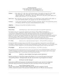 Senior Qa Engineer Sample Resume Stunning Qc Resume Format Automation Engineer Sample Satisfying Specialized