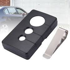 3 ons 315mhz garage door opener remote control clip for chamberlain 373lm