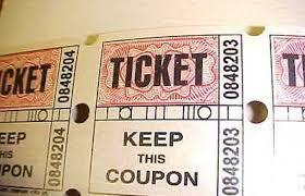 2 part raffle tickets raffle tickets 1 00 picclick