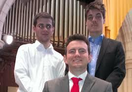 Organ Scholars stage recital | Londonderry Sentinel