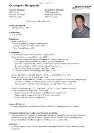 Sample University Student Resume Resume Sample For College Student Resume Badak 5