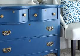 painting old furniturePainting Old Furniture  Modernize with Bold Color  My Colortopia
