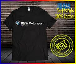 Details About Hot New Edition Bmw Motorsport Mpower Logo Custom Gildan T Shirt Size Usa