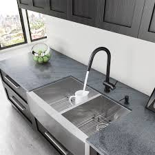 Stainless Steel Farmhouse Sink Excellent Gilbert For Farmhouse Farmhouse Stainless Steel Kitchen Sink