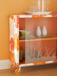 how to wallpaper furniture. 25 Amazing DIY Furniture Makeovers With Wallpaper How To -