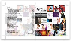 Cd Song List Print From Itunes Cd Jewel Case Song Listing Album Or Playlist