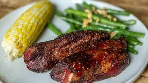 country style pork ribs smoked meat