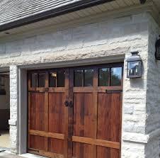 garage barn doorsBringing Sliding Barn Doors Inside