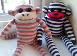 Sock Monkey Pattern Enchanting How To Make A Sock Monkey Thestitchsharer