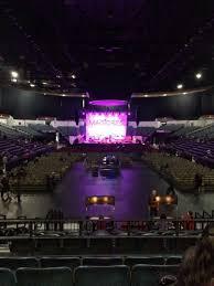 Rimac Arena Seating Chart Pechanga Arena Section L19 Home Of San Diego Gulls San