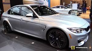 2015 bmw m3 interior. 2015 bmw m3 sedan exterior and interior walkaround chicago auto show youtube bmw