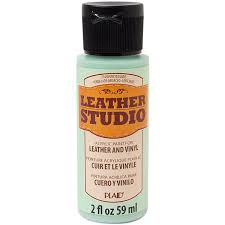 leather studio leather paint 2 ounce 71425 linen in electronics