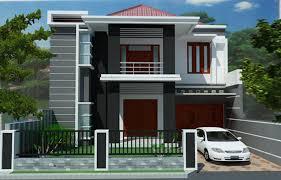 desain rumah minimalis 2 lantai 2016 modern lensarumah com