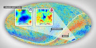 Un supervacío explicaría la gran mancha fría en el fondo cósmico de  microondas - La Ciencia de la Mula Francis