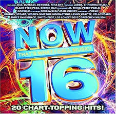 Now Thats What I Call Music 16