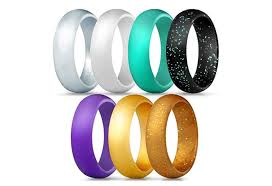 Best Silicone Rings 10 Best Silicone Wedding Rings Tons More