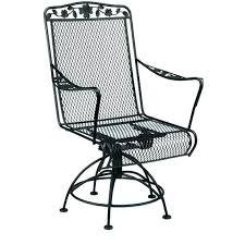 patio swivel rocker wrought iron patio rockers outdoor furniture swivel rockers rocking patio chairs dogwood patio