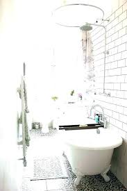 small freestanding soaking tub small freestanding soaking tub shower curtain rod for medium size of bed
