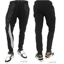 details about time is money g joggers zip star faux leather jogging bottoms hip hop slim fit
