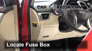 interior fuse box location 2013 2016 hyundai elantra gt 2013 Hyudnai Sonata Fuse Box Intrnal interior fuse box location 2013 2016 hyundai elantra gt