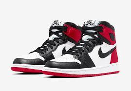 Air Jordan 1 Satin Black Toe Womens Cd0461 016 Release Date