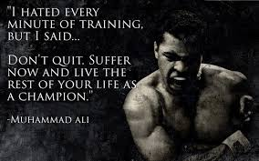 Greatest Quotes Of All Time Unique 48 Of The Greatest Muhammad Ali Quotes Of AllTime