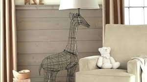 baby room floor lamps giraffe lamp for nursery stylish picture i love best p23