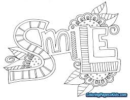 Word Coloring Pages Sight Word Coloring Pages Free Printable Word