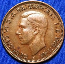 1943 I Australian Penny Tdk Apdc Resource Website