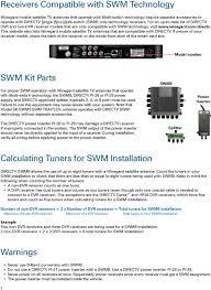 direct tv wiring diagram swm facbooik com Swm 5 Lnb Wiring Diagram directv dswm lnb swm 13 tuner lnb,3d1lnbr0 01, new! ebay directv swm 5 lnb dish wiring diagram